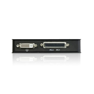 ATEN KVM Switch 2PC USB DVI CS72D