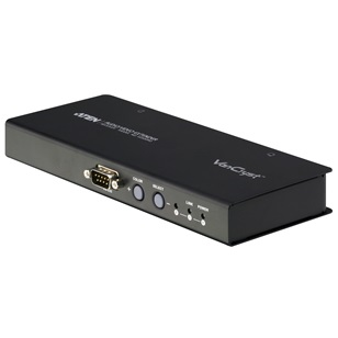 ATEN VanCryst Cat5 VGA Video Extender +audio VE500RQ
