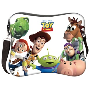 "DISNEY Notebook táska 10""Toy Story"
