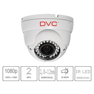 DVC analóg HD dome kamera DCA-VV5242