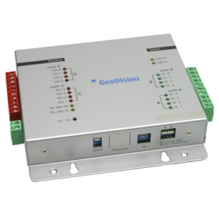 GEOVISION I/O USB Box 8 port
