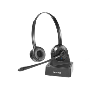 HAMECO Headset, duo, Bluetooth
