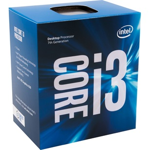 INTEL CPU Core i3-7100 box