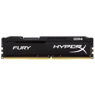 KINGSTON RAM DDR4 4GB 2666MHz HyperX Fury Black Series