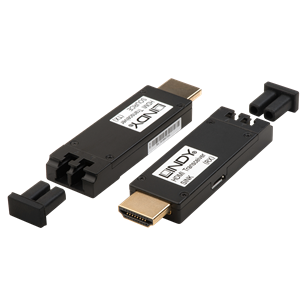 LINDY HDMI Extender Optikai LC 300m