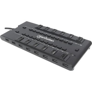MANHATTAN USB hub 24db USB2.0 + 4db USB3.0 port