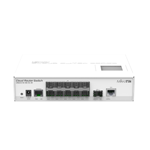 MIKROTIK Switch Cloud Router  CRS212-1G-10S-1S+IN