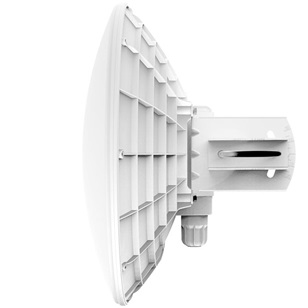 MIKROTIK DynaDish 5 Parabolic 25dBi dish antenna with 802.11ac outdoor radio