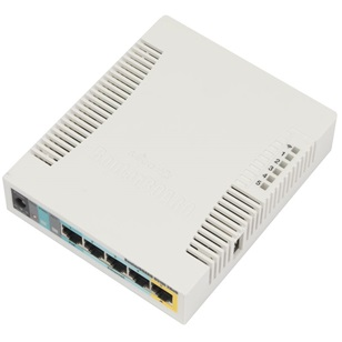 MIKROTIK Router Wireless RouterBOARD 951Ui-2HnD