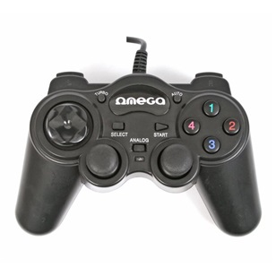 OMEGA Gamepad Interceptor PC USB Blister