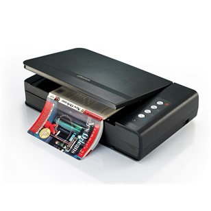 PLUSTEK Scanner OpticBook 4800