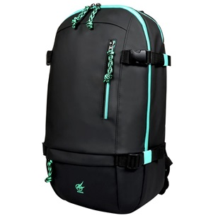"PORT GAMING BACKPACK AROKH BP-1 15.6"" - GN"
