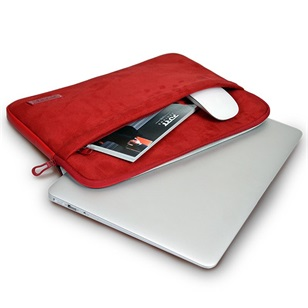 "PORT Notebook tok 15,6"" Milano, Piros"