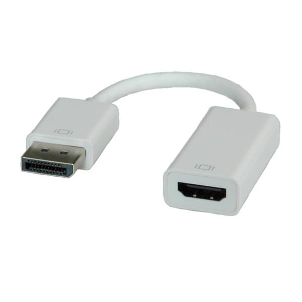 ROLINE Adapter DisplayPort-HDMI  M/F