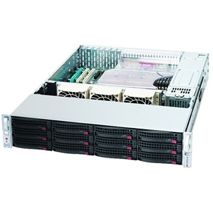 SUPERMICRO Ház rack 2U 826E16-R500LP
