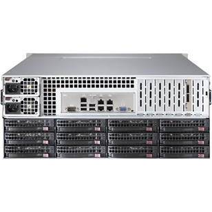 Supermicro Storage Server SSG-6047R-E1R36L 2x E5-2620, 256 GB DDR3 Reg ECC