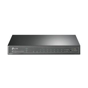 TP-LINK PoE Switch Gigabit T1500G 8 Port + 2 SFP