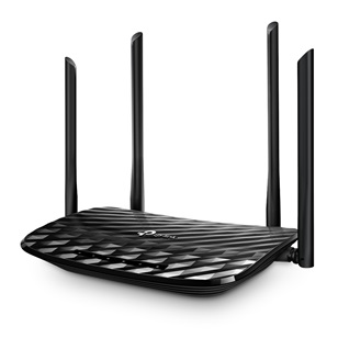 TP-LINK Router Wireless ARCHER C6 AC1200 Dual-Band Wi-Fi