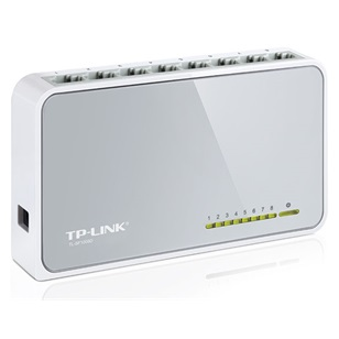 TP-LINK Switch Fast Ethernet TL-SF1008D 8 port