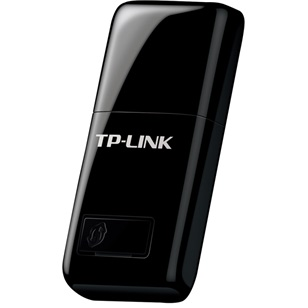 TP-LINK mini hálózati adapter USB Wireless N TL-WN823N