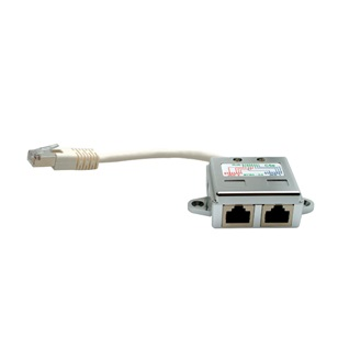 VALUE T-adapter STP CAT5e
