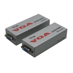 VALUE Extender VGA, Cat5 80m-ig