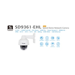VIVOTEK Speed Dome IP kamera SD9361-EHL