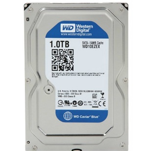 "WD HDD SATA3 Caviar Blue 3.5"" 64MB 1000GB"