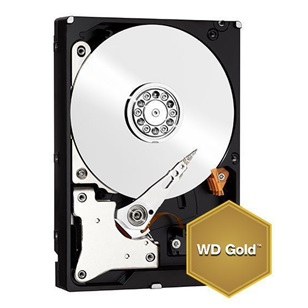 "WD HDD SATA3 Gold 3.5"" 1TB (1000GB) 128MB 7200rpm"