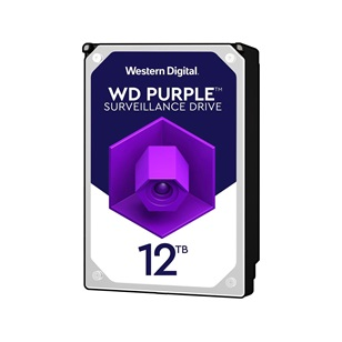 "WD HDD SATA3 Purple 3,5"" 12TB 256MB"