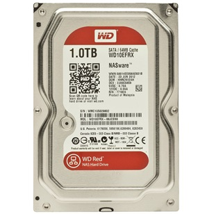 "WD HDD SATA3 Caviar Red 3.5"" 64MB 1000GB"