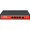 WI-TEK PoE Switch 4+1 Full Gigabit WI-PS305G